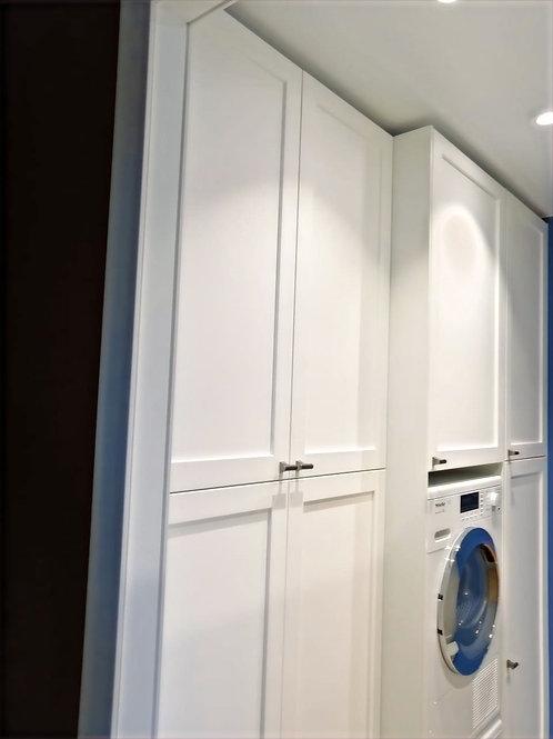 шкаф система хранения для ванной комнаты
