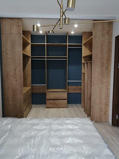 гардероб система хранения
