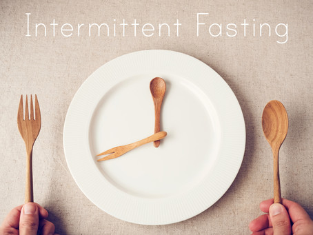 Intermittent Fasting: Part 1 ~ The Different Forms