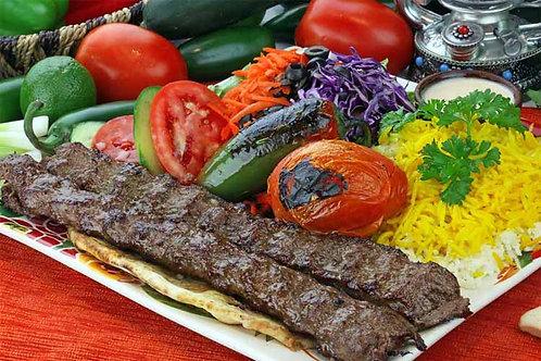 Beef Koobideh