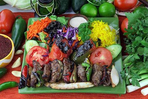 Top Sirloin Beef Shish Kabob