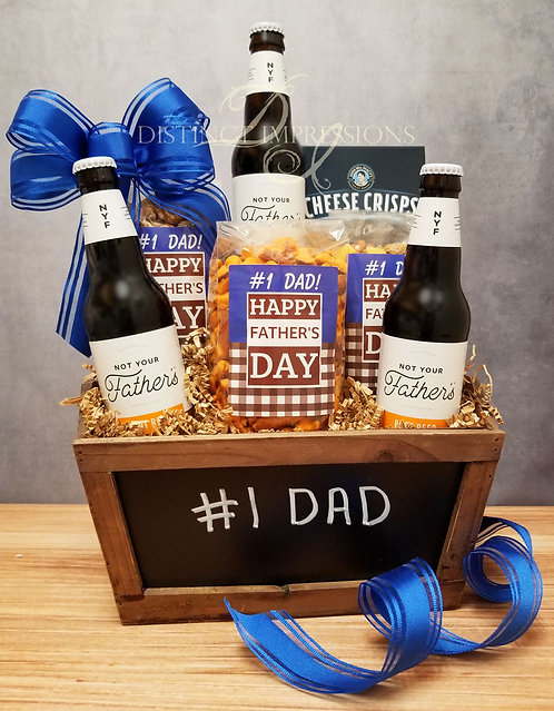 Not Your Father's Root Beer Gift Basket