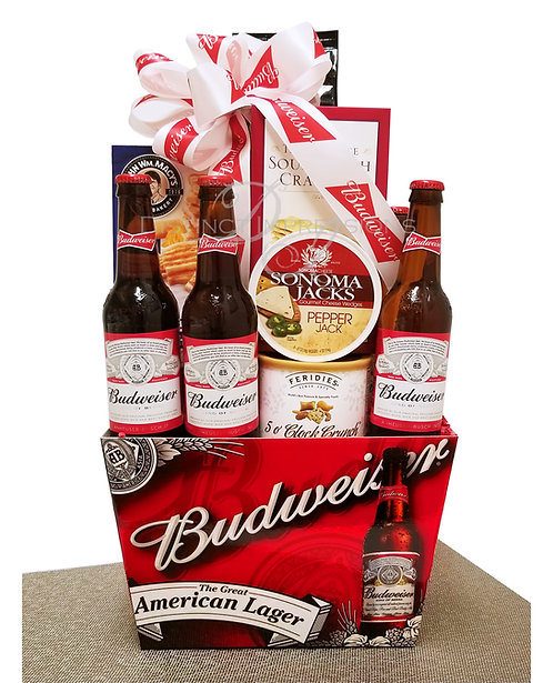 This Buds for You Gift Basket