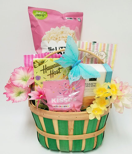 Spring Delight Sweet and Salty Treats Gift