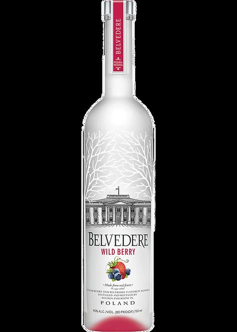 Belvedere Flavored Vodka - Wild Berry