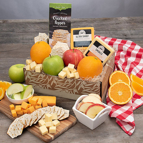 Local Harvest Fresh Fruit Gift Box