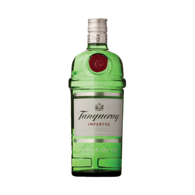 Tanqueray Imported Gin - Full Size Bottle