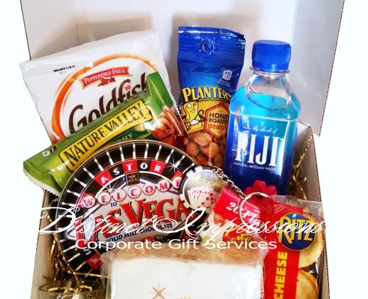 Custom Event Amenity Gift Box