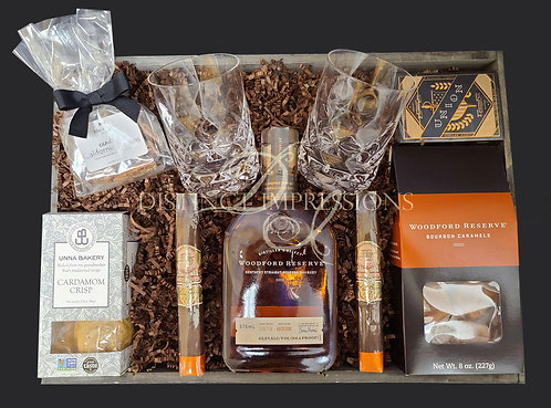 Woodford Reserve Gift for Men - Father's Day Gifts