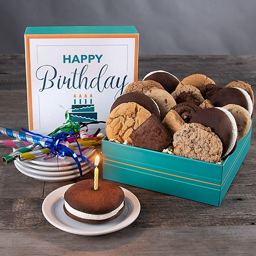 Sweet Celebration Birthday Gift Box