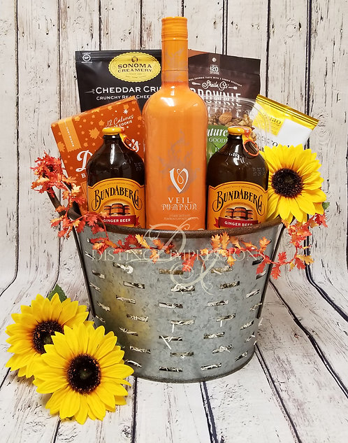 Pumpkin Spice Moscow Mule Gift for Fall