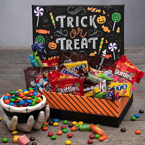 Kids Favorite Halloween Candy Stash Box