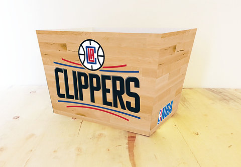Themed Gift Box - LA Clippers Basketball