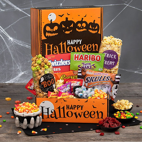 Haunted Halloween Care Package for Kids
