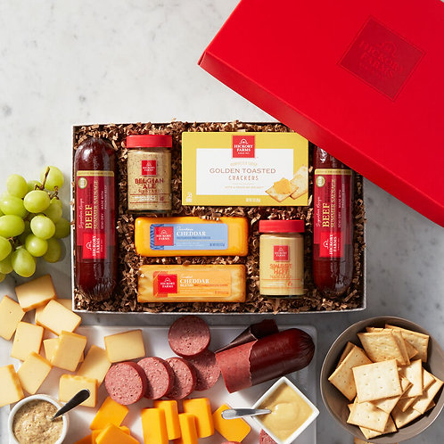 Hickory Farms Beef and Cheese Favorites Gift