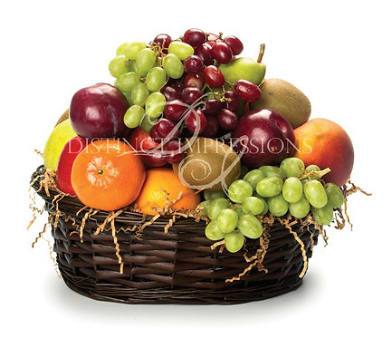 Healthy and Delicious Fresh Fruit Gift Basket