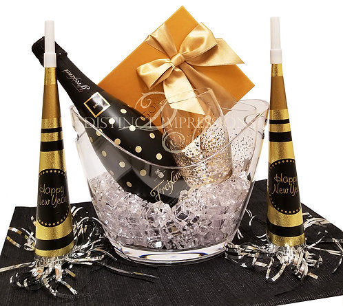 New Year's Sparkling Celebration Gift