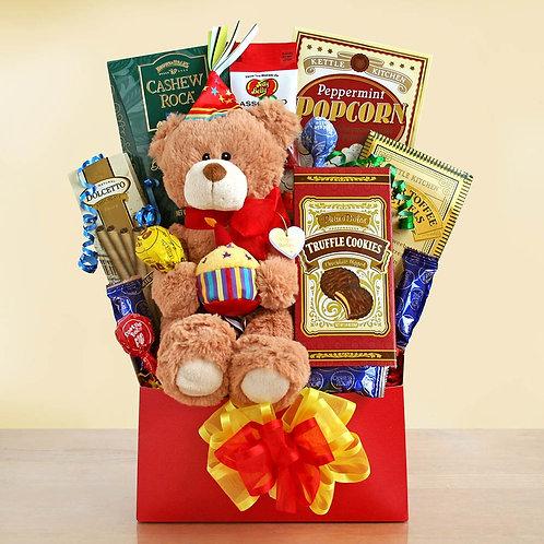 A Beary, Very Happy Birthday Gift Box