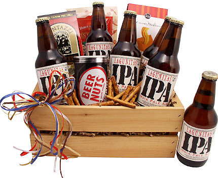 Classic IPA Beer Gift Crate