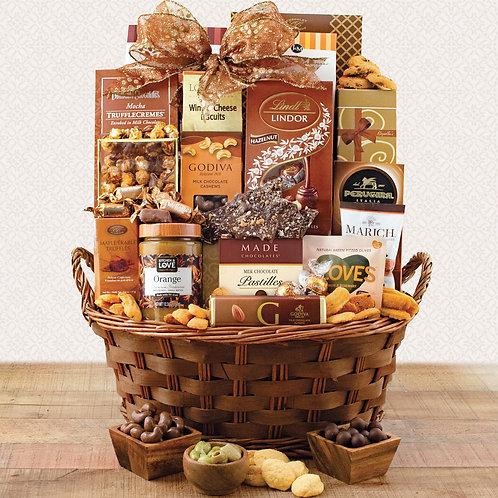 5th Avenue Deluxe Gourmet Gift Basket