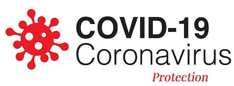 COVID-19 Coronavirus Logo