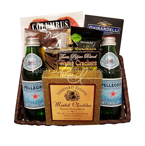 Amenity Gift Tray Option