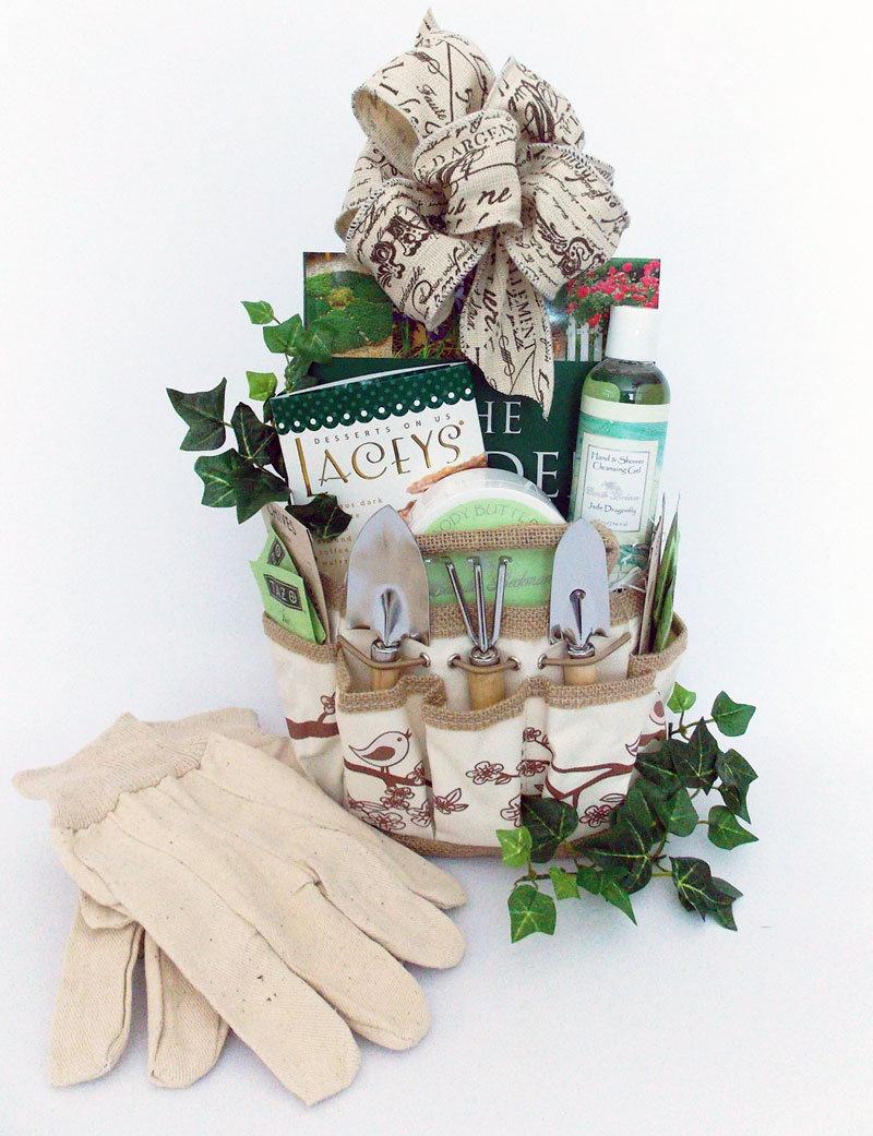 Custom Garden and Spa Gift