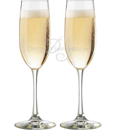 Champagne Glasses (Set of 2)