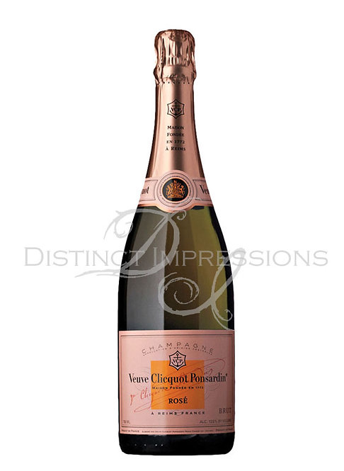 Veuve Clicquot Brut Rose NV - Champagne
