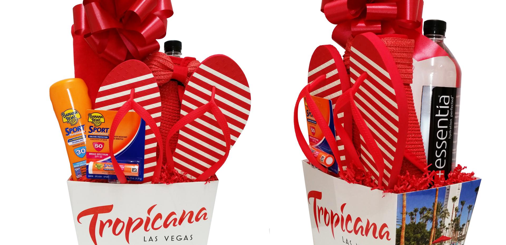Custom Tropicana Hotel Pool Gift