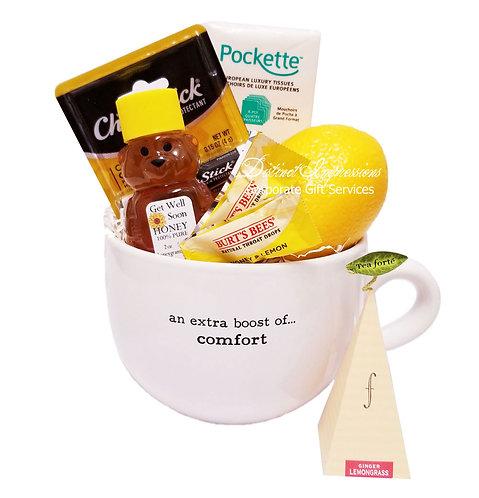 An Extra Boost of... Comfort - Get Well Mug