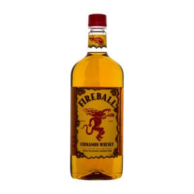 Fireball Cinnamon Whiskey - Full Size Bottle