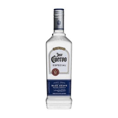 Jose Cuervo Silver Tequila - Full Size Bottle