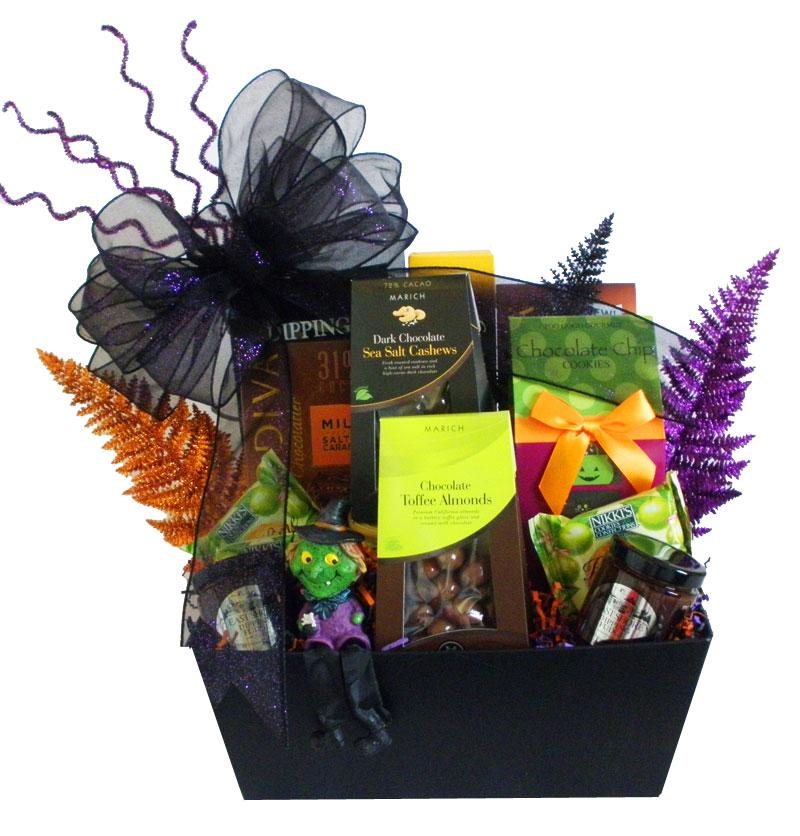 Custom Wicked Gift Basket