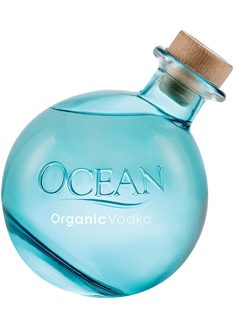 Ocean Organic Vodka - Full Size Bottle