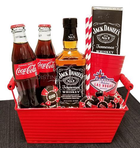 Jack and Coke...A Winning Combination Gift Tin