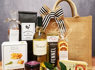 Gourmet foods and wine gifts for all occasions