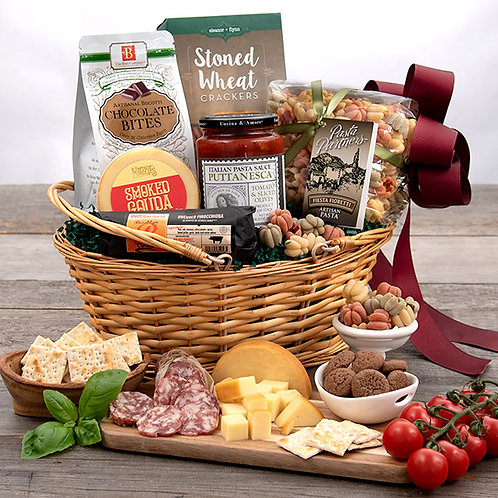 Tuscany Nights - Italian Gift Basket
