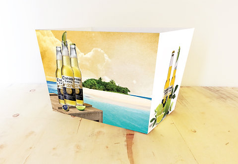 Themed Gift Box - Corona Extra Beer