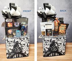 Custom Star Wars Gift Basket