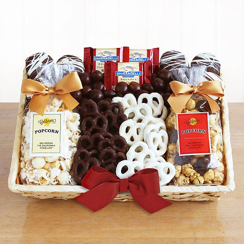 Super Sweet Crunch Time Gift Tray