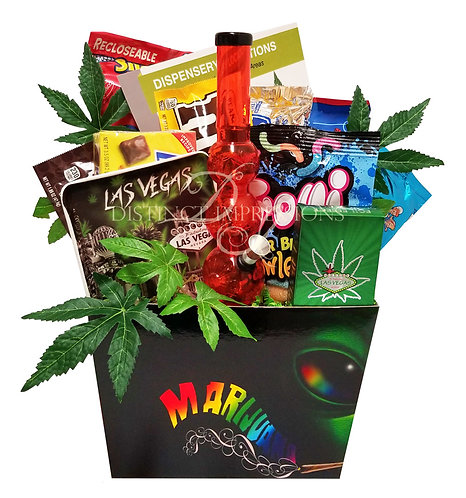 Hits Outta This World! - Spaced Out Weed Munchie Kit