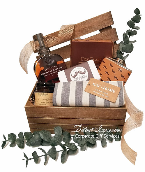 Gentleman's Preferred Curated Gift