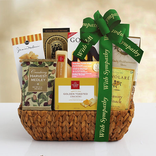 Forever in your Heart Condolence Gift Basket