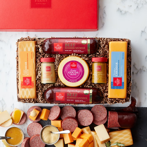 Hickory Farms Classic Selections Gift Box