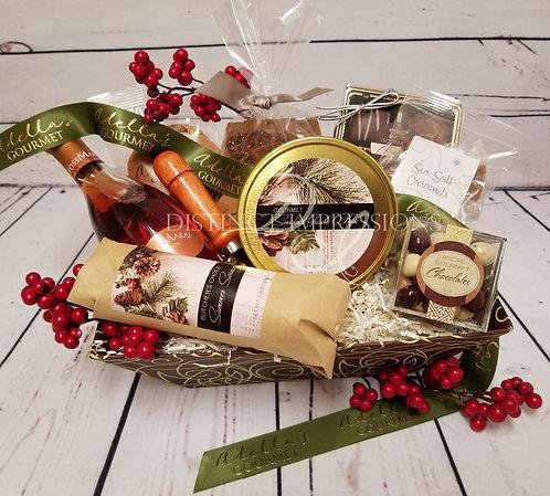 Adella's Gourmet Holiday Gift Box