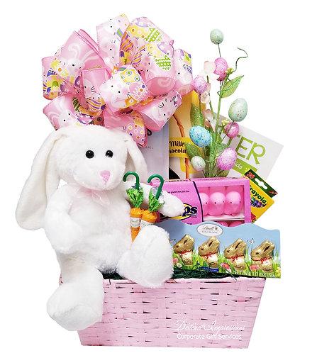 Hoppy Easter - Kids Easter Basket Activity Gift