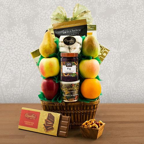 Thoughts & Prayers Kosher Shiva Fruit Gift Basket