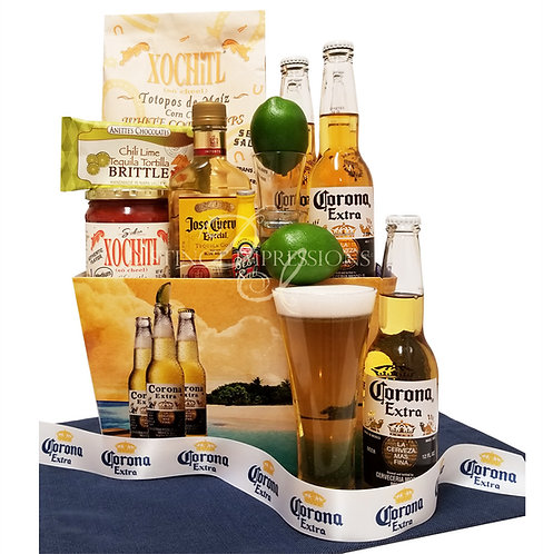 South of the Border Mexican Celebration Gift