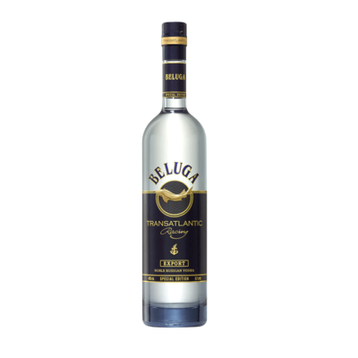 Beluga Transatlantic Vodka - Full Size Bottle